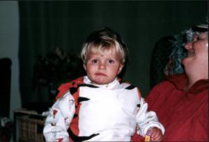 Halloween 1997 Aaron & Berd