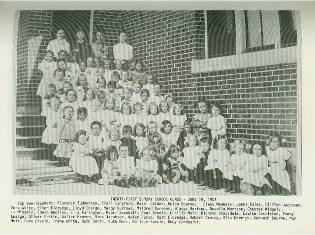 Lundquist, Ruby 21st Ward 1904