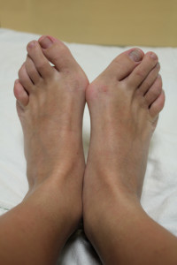 Claire's Feet 2013