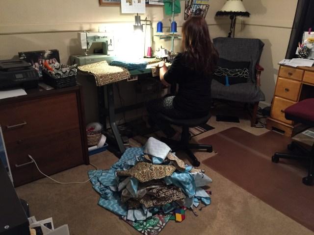 2014-10-11 Melissa Phillippi Sew a Thon