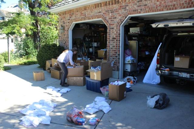 2014-10-2 Packing Kits for Zimbabwe (2)
