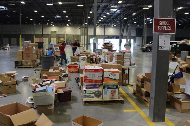 2014-10-2 Packing Kits for Zimbabwe (30)