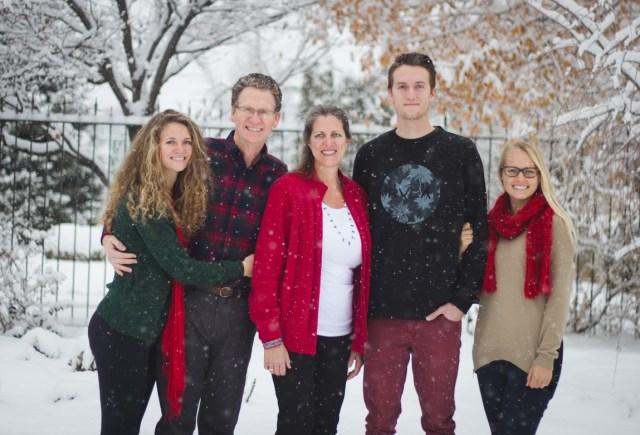 2014-12-25 Lewis Family