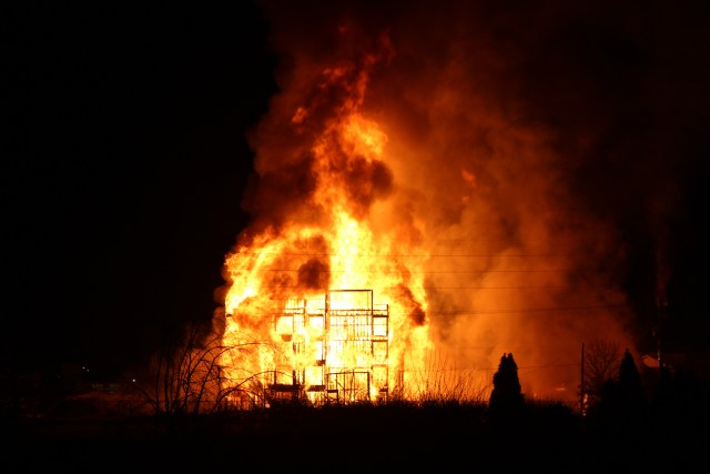2015-2-5 Apartment Fire 1