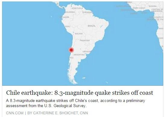 2015-09-16  Earthquake