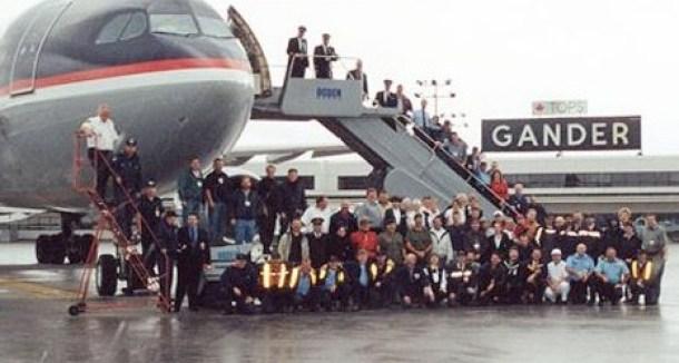 Gander Airplane