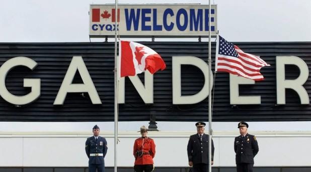 Gander Welcome