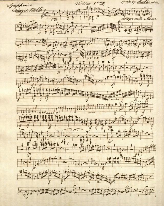 Beethoven music