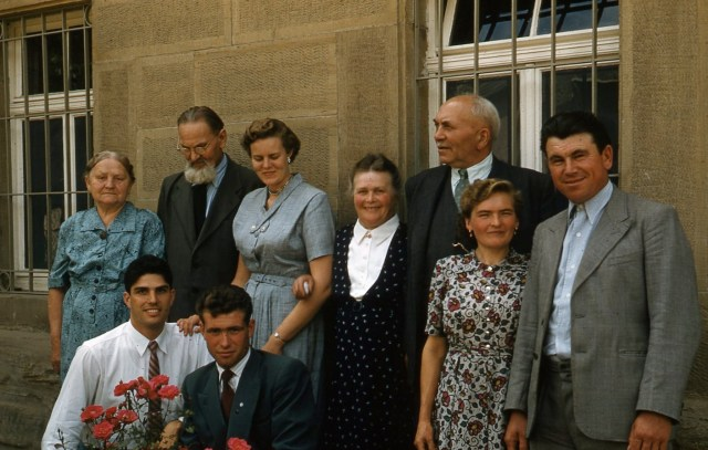 German Relatives 1956 5