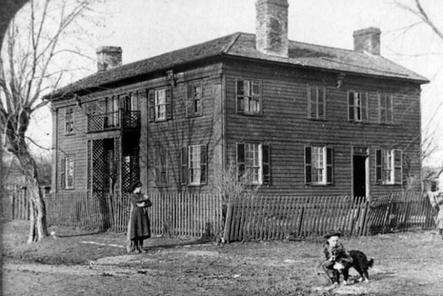 Nauvoo Mansion House