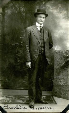 Smuin, Franklin, Missionary 1915-1917