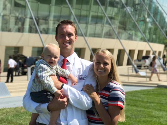 2017-7-29 KCU White Coat Ceremony