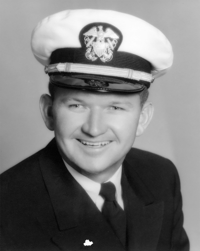 Ensign Frank Blair