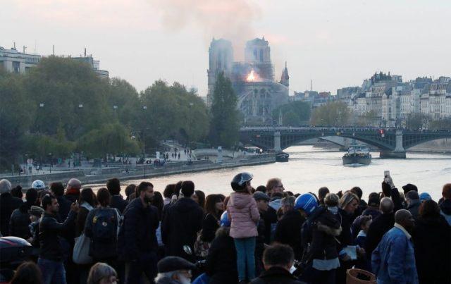 Notre Dame Fire 9