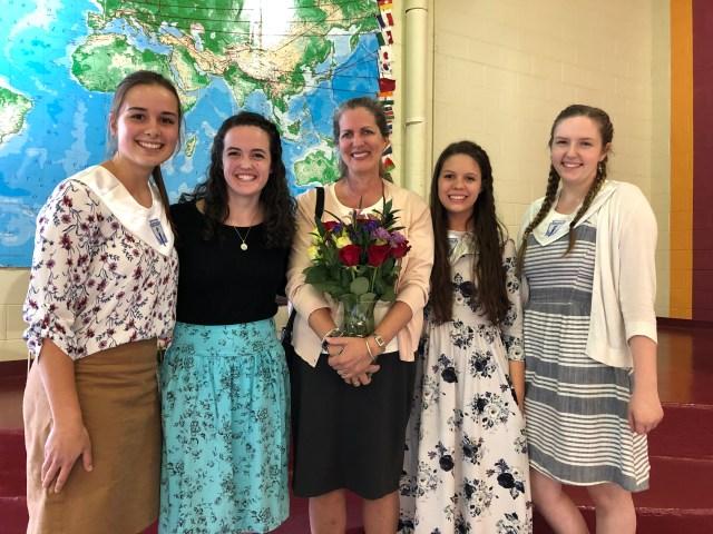 2019-5-9 MVHS Nat Honor Society