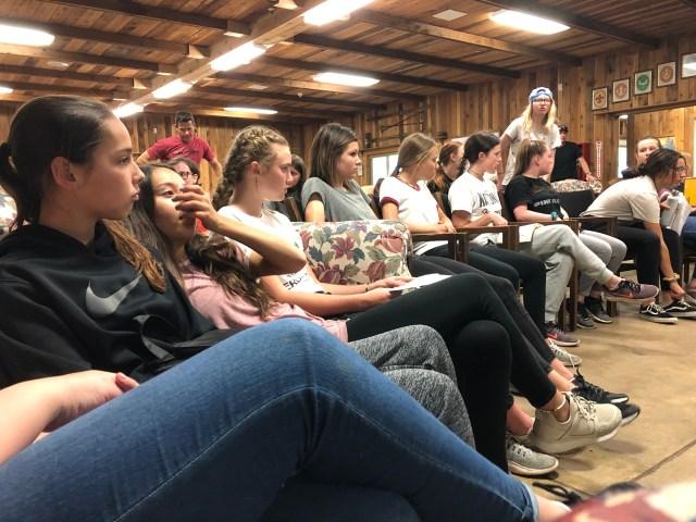 2019-6-4 Girls Camp Journal Talk (5)