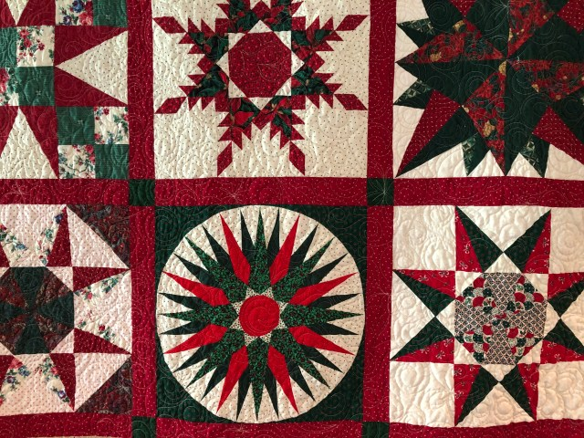 2019 Christmas Sampler by Ann Lewis (2)