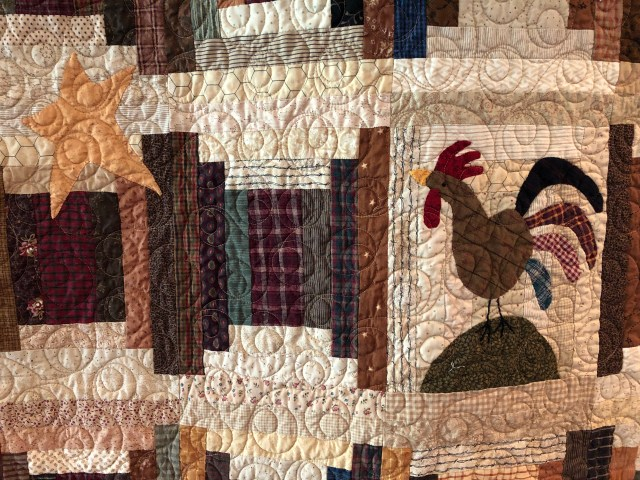 2019 Rise and Shine Roosters by Ann Lewis (3)