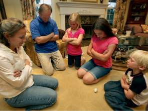 LDS Family Prayer