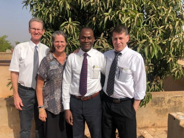 2020-2-14 Matt Heiss, Norbert Onleu Visit Bamako (2)