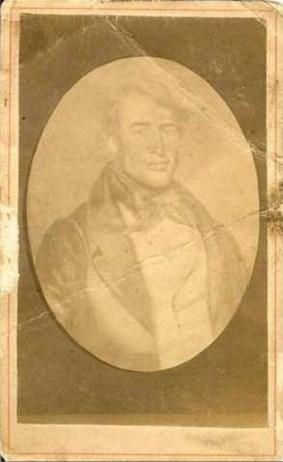 Wilson, Zechariah b. 1811 portrait young