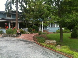 Our Lady of the Hills Camp, now Highland Lake Inn