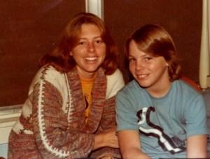 Ann (me) & R.J. Fetterman