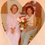 Me & Judy on our birthdays, Dec. 10 & 11, 1976