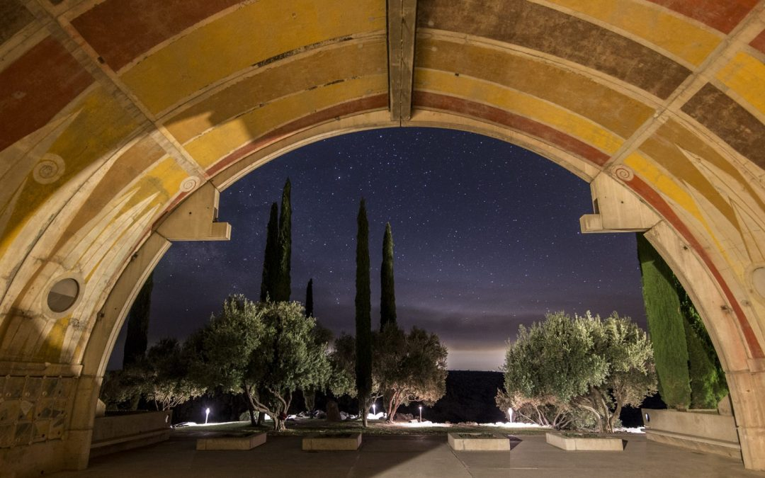 May-December at Arcosanti–Part II (A Short Story)