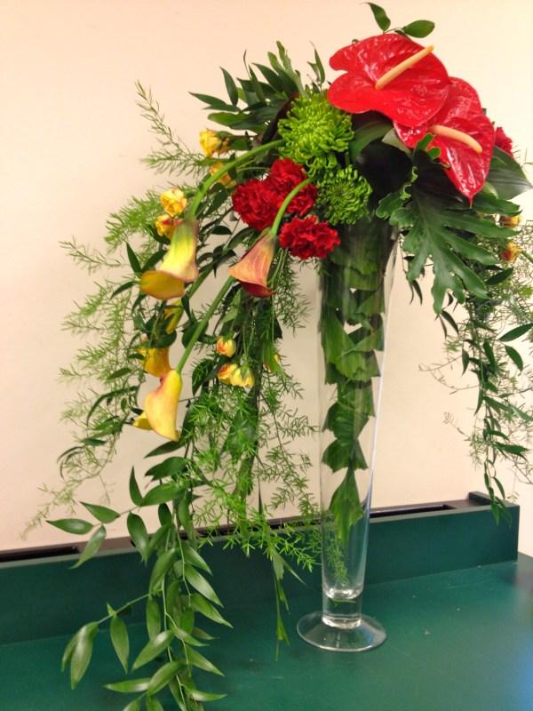 Advanced Floral Design Roots Blooms