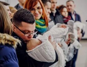 chrzest w Białymstoku