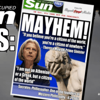 MAYHEM! [The Occupied Sun]