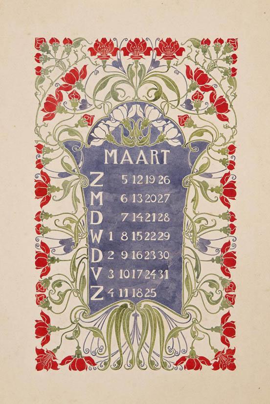 Originele ontwerpen van Anna Sipkema