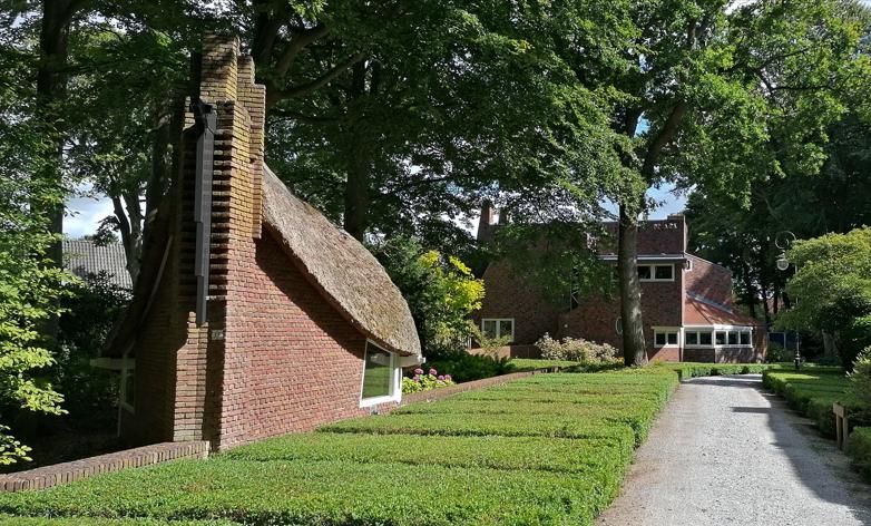 Park Meerwijk: manifest van de Amsterdamse School