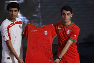 Iran 2014 World Cup Kits (6)