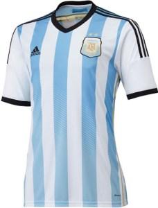 Argentina 2014 Home Kit 1
