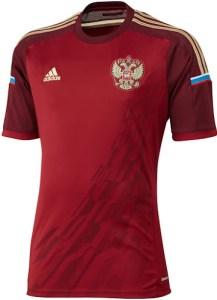Russia 2014 Home Kit 1