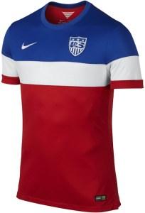 USA 2014 World Cup Away Kit (1)