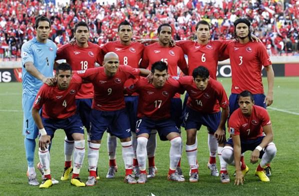 Le 32 Protagoniste - Puntata no.19 - Cile
