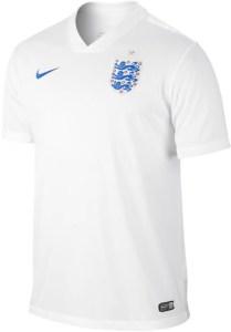 England 2014 World Cup Home Kit (1)