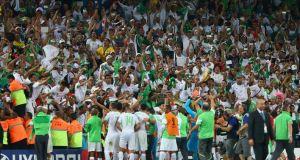 L'Algeria raggiunge gli ottavi. Storico traguardo centrato per la prima volta.