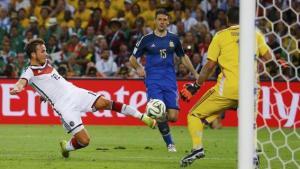 Gotze-gol, Germania campione del Mondo