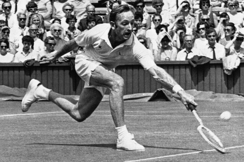 Rod, il 1969, Nole e il Grand Slam