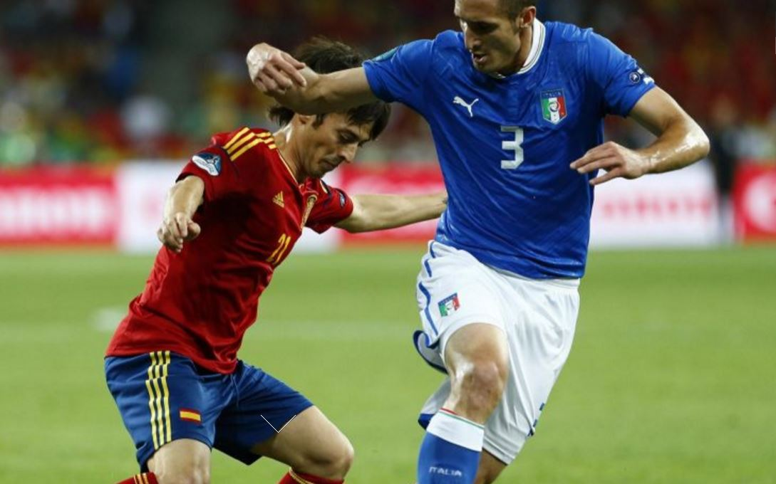 Racconti Europei - Italia v Spagna