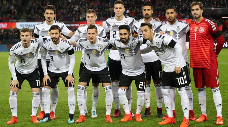 Le 32 protagoniste – Puntata no.9 – La Germania