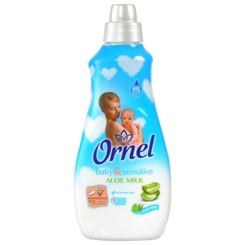 Ornel omekšivač baby and sensitive 1,8l