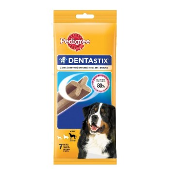 Pedigree dentastix za velike pasmine 270g