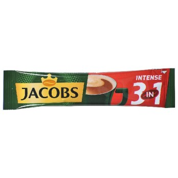 Jacobs instant Intense 3in1 – 17,5 g