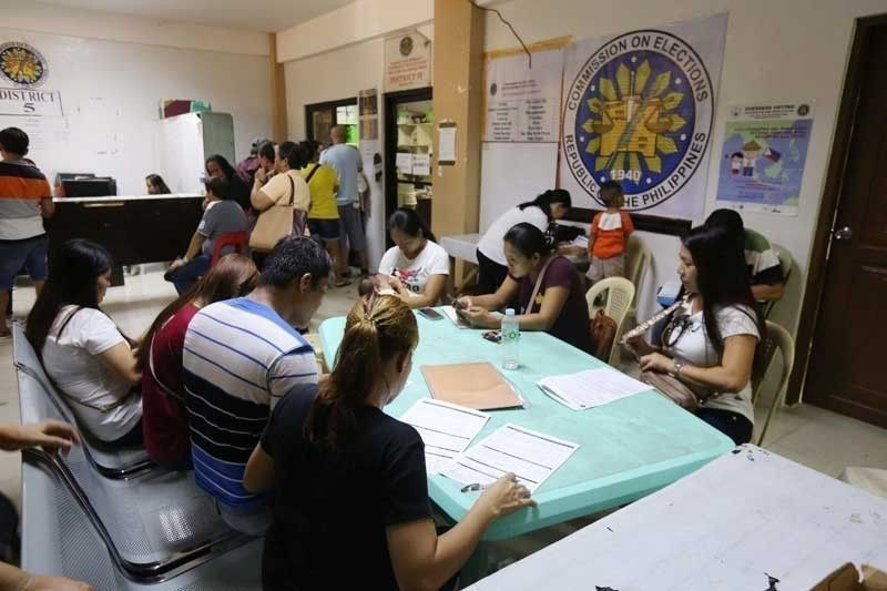 COMELEC voter registration to resume this August 2019