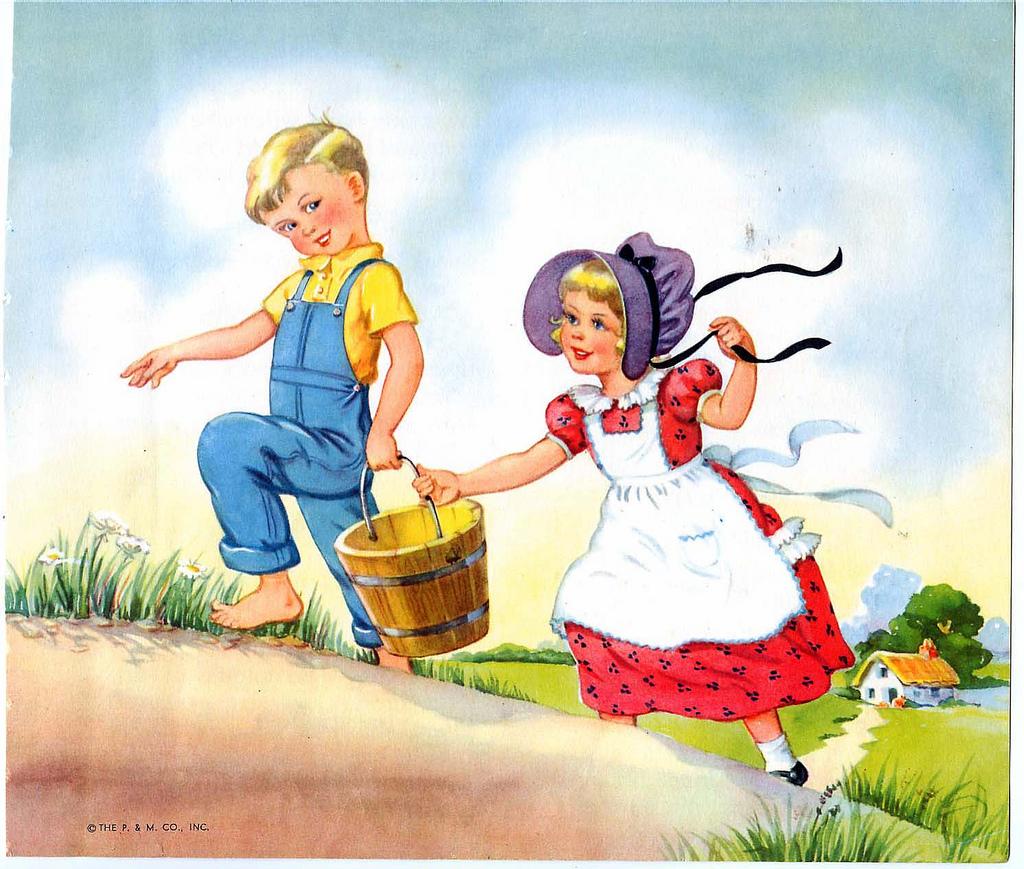 Jack and Jill  annoying rambles
